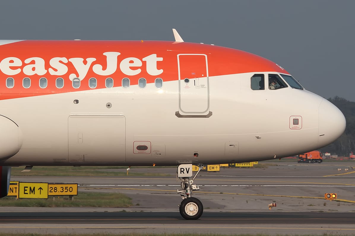 Easy Jet candidates (CH and UK) take the CUT-E tests.